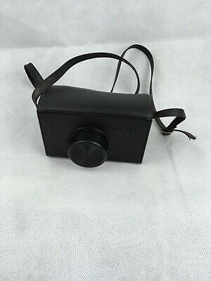 VINTAGE KODAK INSTAMATIC CAMERA 133  WITH CASE Excellent CONDITION FREE POST