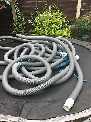 2 Lengths Of Piping/flexi Tubing