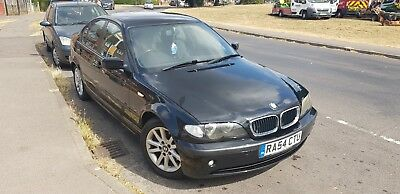 BMW 320D ES, 2004, Something wrong with engine, Starts up and drives ok