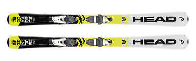 HEAD Ski SUPERSHAPE TEAM SLR 2 + SLR 7.5 AC Bindung 31423702 Saison 17 / 18