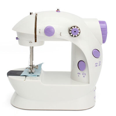 Home Mini Sewing Machine 2 Speed Ideal for Beginners & Kids Household Crafts NEW