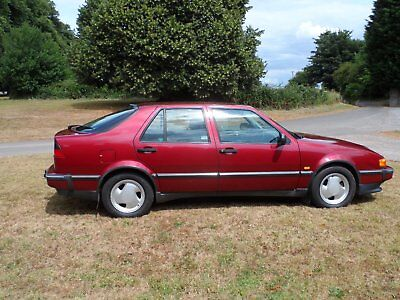 Saab 9000 CSE 1995 76k, 2 private owners only