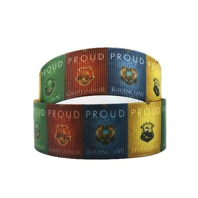 Harry Potter Movie Ribbon 7//8 inch and 22mm wide 1m long