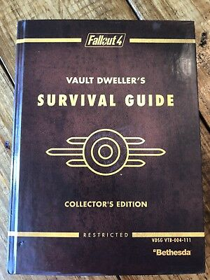 fallout 3 collector s edition prima official game guide w map