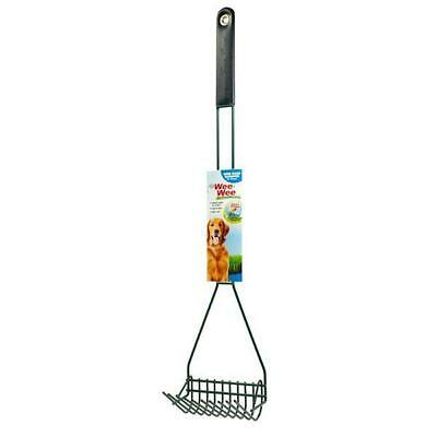 Four Paws Wee Wee Wire Rake Poop Waste Scooper For Grass