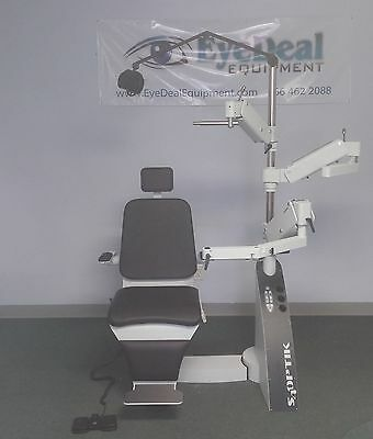 S4optik 2500  Fully electric  Chair and Stand Combo