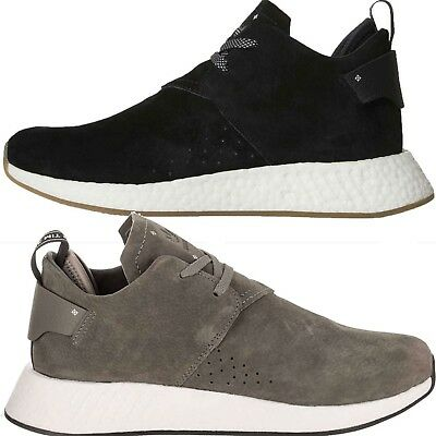 Originals Nmd Adidas Casual Sneakers Top Men's C2 Lifestyle Low New Suede Shoes AcRjq543LS