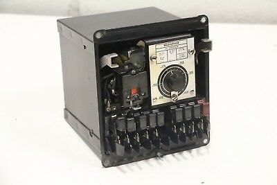 ABB Westinghouse 293B301A22A Type TD-5 Time Delay Relay