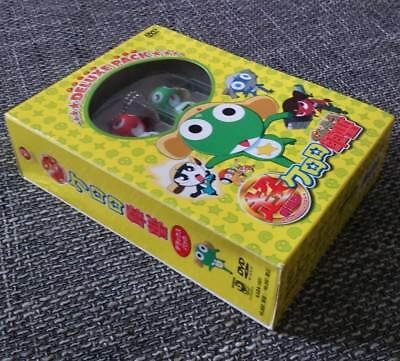 Keroro Gunso Deluxe box[Limited Edition] ケロロ軍曹 デラックスパック [DVD] Anime SGT Frog