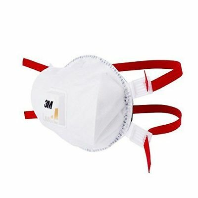 5 x 3M 8835+ Disposable Respirator, FFP3 Brand new and boxed