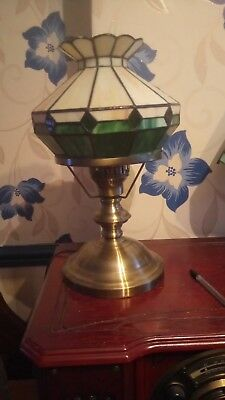 A Tiffinay Style Reproduction Lamp