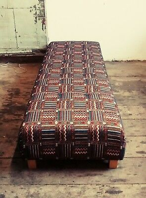 Mid Century daybed sofabed sofa bed bench moroccan bohemian chaise