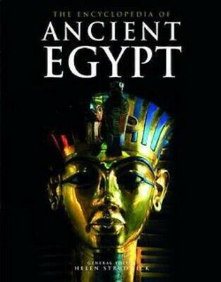 The Encyclopedia of Ancient Egypt 2016, Paperback Egyptian History Pyramids Book