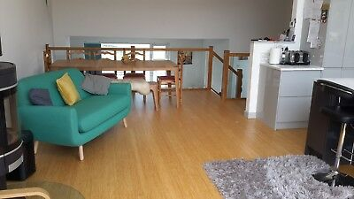 Fabulous holiday home/cottage rental, Woolacombe, North Devon. Amazing views.