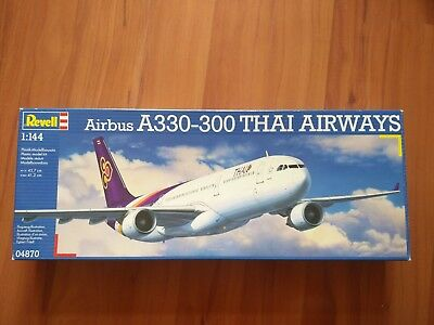 Revell 04870 1:144 Airbus A330-300 Thai Airways Modellbausatz