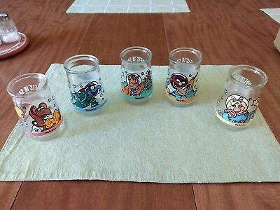 """Welch's """"Muppets in Space"""" glasses"""