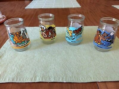 """Welch's """"Lion King"""" glasses"""