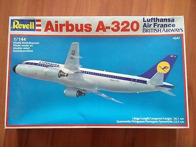 Revell 04247 1:144 Airbus A320 Lufthansa/ Air France/ British Airways