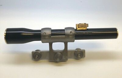 DL44 Hansolo HENSOLDT  REPLICA ALUMINUM scope kit and MOUNT