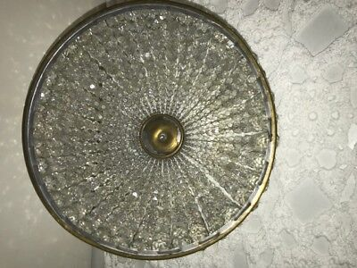 Antique Beaded Dome