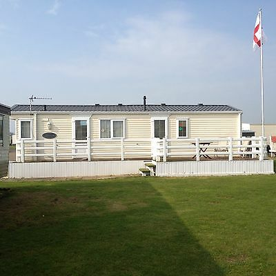 6 BIRTH STATIC CARAVAN INGOLMELLS SKEGNESS aug 11th -18th £400 one week