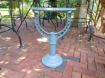 Vintage Bignall Co Cast Iron Water Heater Industrial,Steampunk,Hot Water Stand