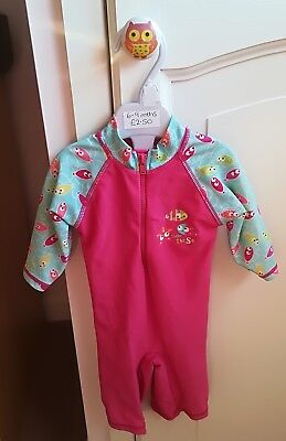 baby girl swimsuit 6-9 months