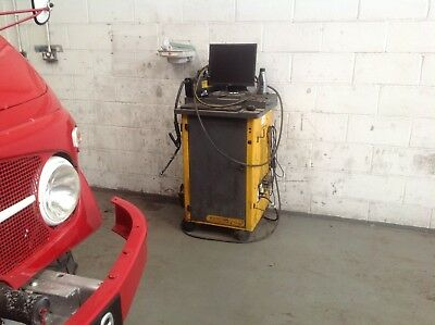 Crypton 600 Combo exhaust emmission analyser