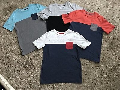3247aa36 OLD NAVY GRAPHIC T-Shirt Lot- Nwt - Lot Of 6 Boys Xl 14 - 16 ...