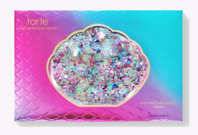TARTE Mermaid Sea-Quins Sequins Glitter - Full Size - NEW in Package, FREE SHIP!