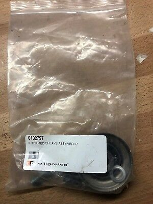Intelligrated 0102797 Belt Sheave Assembly Roller Drive-New