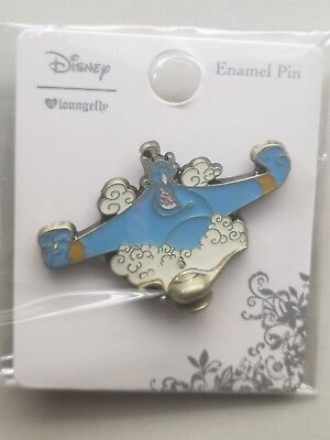 Disney Aladdin Genie Lamp Pin Loungefly Pins