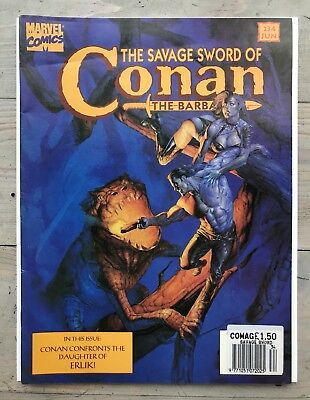 Savage Sword Of Conan #234