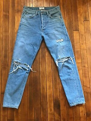 AGOLDE Women's Jeans - Jamie Classic High Rise - Size 27