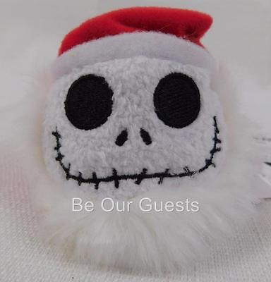 Disney Store Jack Sandy Claws Nightmare Before Christmas Tsum Tsum Plush New