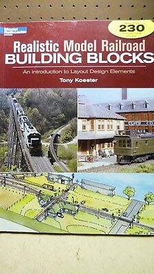 Kalmbach Publishing. MR Building Blocks. 96 pages. Softcover book.