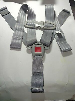 Peg perego Infant Baby Belt straps Harness Replacement Buckle 5 point