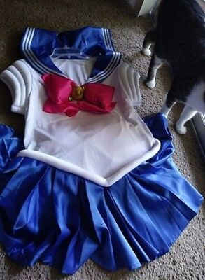 Pre-owned Sailor Moon cosplay US women's size L