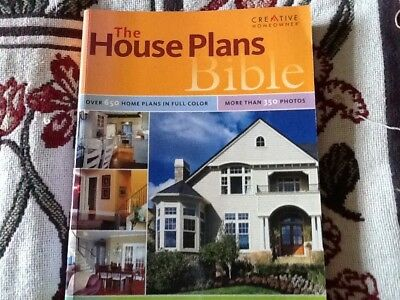 The House Plans Bible Book, 650 Home plans ideas.  Copyright 2006