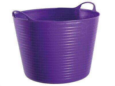 Red Gorilla Gorilla Tub 38 Litre Large - Purple GORTUB42PUR