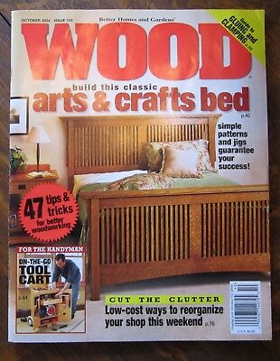 Better Homes U0026 Gardens Wood Magazines, 17 Back Issues