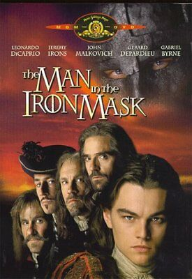 The Man in the Iron Mask NEW!