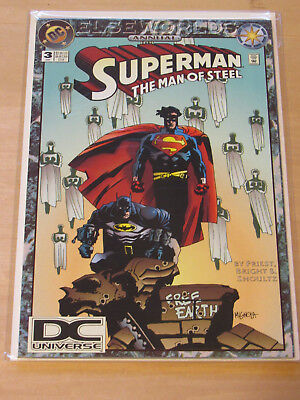 Superman Man of Steel Annual #3 (DC 1994)