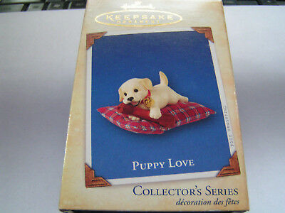 2004 Hallmark Puppy Love ornament  # 14 in series