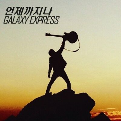 Galaxy Express-[Always] Single Album CD+Booklet K-POP Sealed Rock Band Music