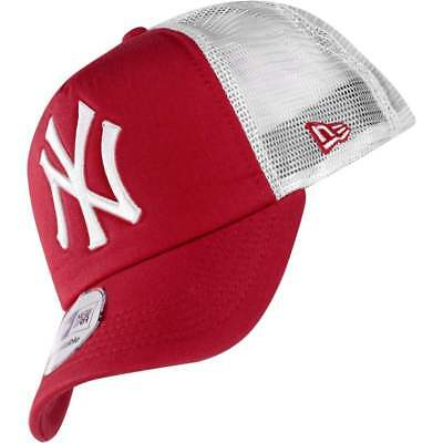 c6042f11b8d0c NEW ERA AJUSTABLE Mlb New York Yankees Clean Trucker Casquette Vert ...