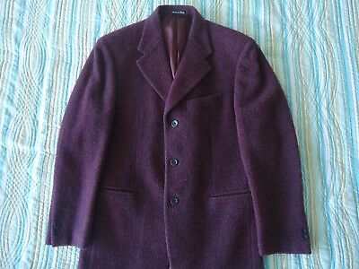 Verri Wool Jacket Blazer Medium Nwot No Reserve