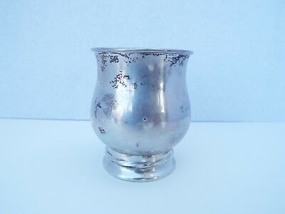 Vintage Towle Sterling Silver 111 Jefferson Cup,Collectible Towle Siversmith