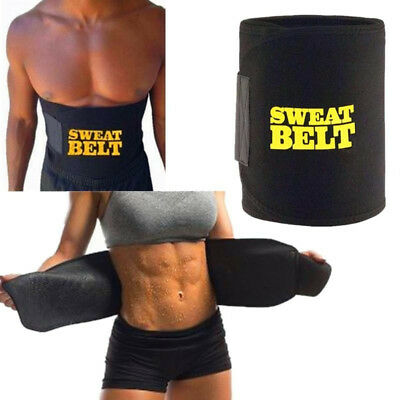 Belt Men Sweat Shaper Body Neoprene Sport Corset Waist Sauna Women Belly Trainer