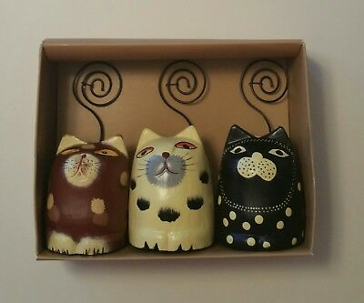 Cat Clip Photo Holder from Pier One Imports